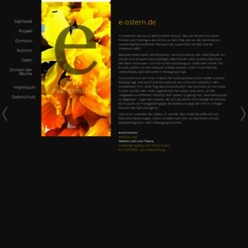 E-ostern.de thumbnail