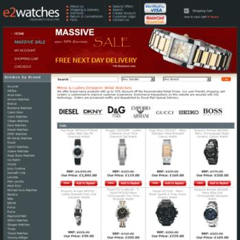 E2watches.co.uk thumbnail