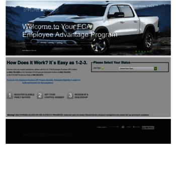 Ea Chrysler Com At Wi Affinity Home