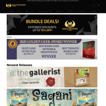 Eaglegames.net thumbnail
