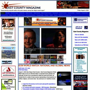 Eastcountymagazine.org thumbnail