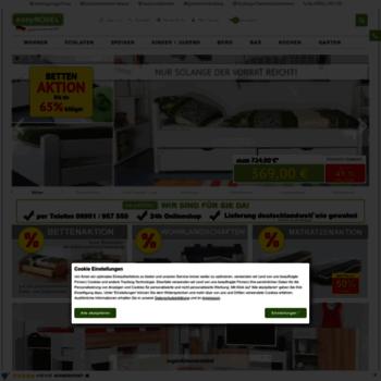 ebcb0421ff6aa7 easymoebel-shop.de at WI. Easy Möbel Shop - JETZT bis zu -70 ...