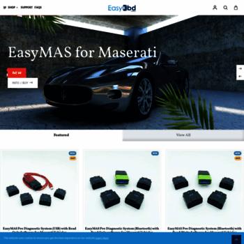 easyobdtools com at WI  Buy ScanTool OBD-II | OBD2