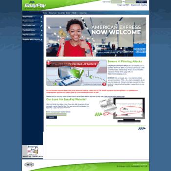 Easypay.co.za thumbnail