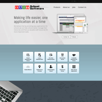 Easyschoolsoftware.net thumbnail