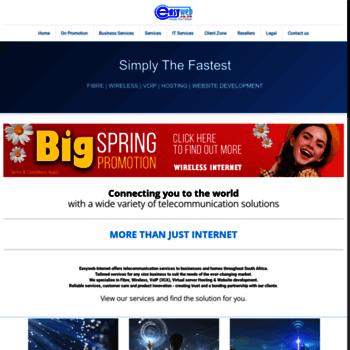 Easyweb.co.za thumbnail