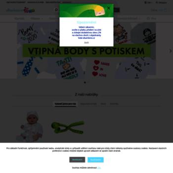 Ebambino.cz thumbnail