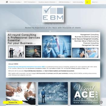 Ebmanage.com thumbnail