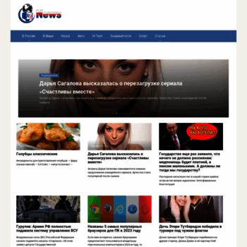 Веб сайт echo-ua.media