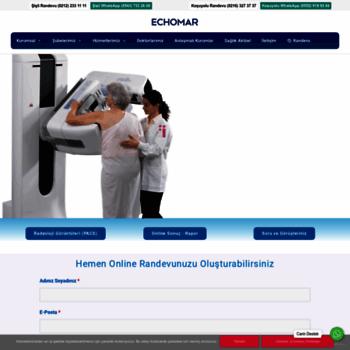 Echomar Com At Wi Echomar Saglik Grubu