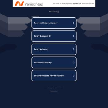 Echre.org thumbnail
