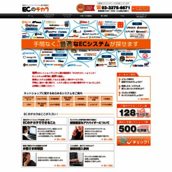 Ecnochikara.jp thumbnail