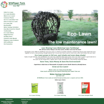 eco-lawn com at Website Informer  Eco-Lawn  Visit Eco Lawn