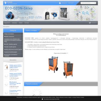 Eco-ozon-sklep.pl thumbnail