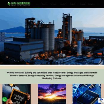Ecoenergies.co.in thumbnail