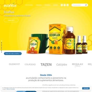 Ecofitus.com.br thumbnail