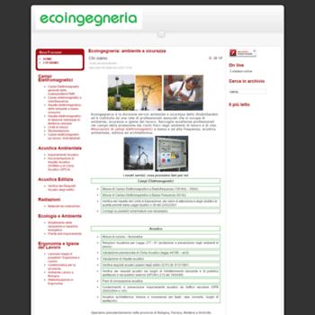 Ecoingegneria.it thumbnail
