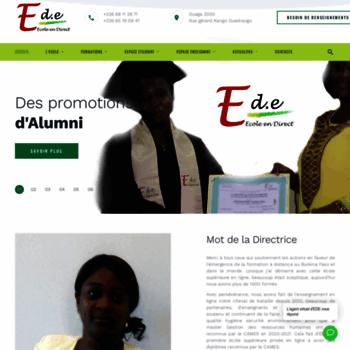 Ecolendirect.fr thumbnail