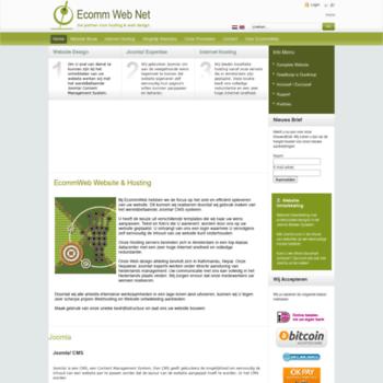 Ecommweb.nl thumbnail