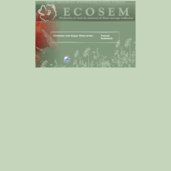 Ecosem.be thumbnail