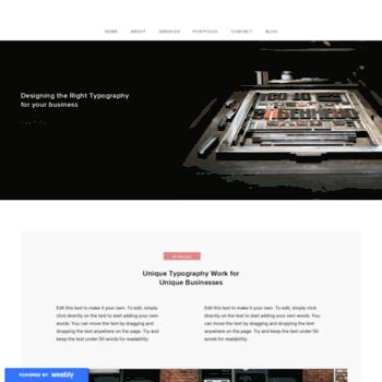 Веб сайт edansoree.weebly.com