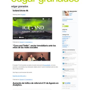 Edgargranados.es thumbnail