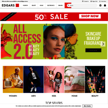 Edgars.co.za thumbnail