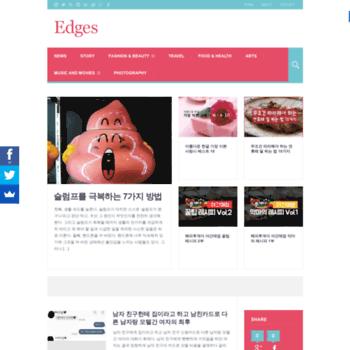 Edges.co.kr thumbnail