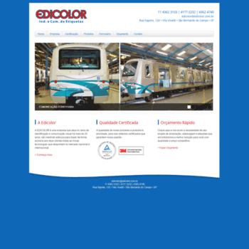 Edicolor.com.br thumbnail