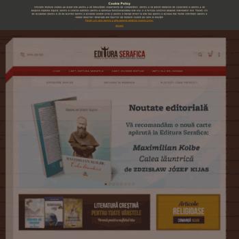 Edituraserafica.ro thumbnail