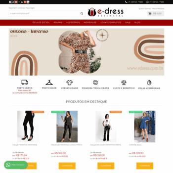 Edress.com.br thumbnail