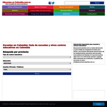 Educacionencolombia.com.co thumbnail