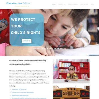 Educationlaw.co thumbnail