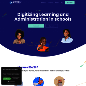 Edves.net thumbnail