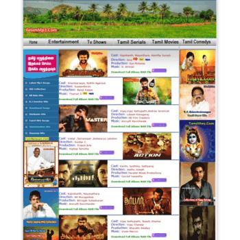 eelammp3 com at WI  WWW EELAMMP3 COM - FREE MP3 SONGS Download Tamil