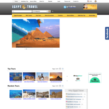 Egypttravel.cc thumbnail