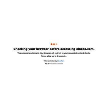einzeo com at WI  Einzeo   Free URL shortening and redirection service
