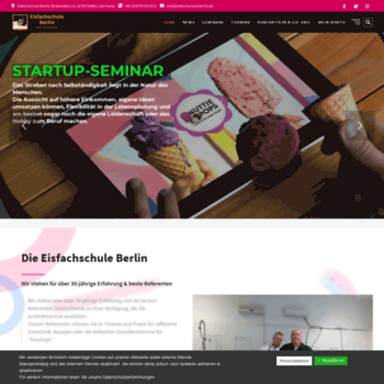 Eisfachschule-berlin.de thumbnail