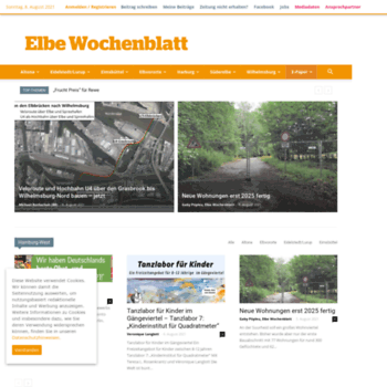 Elbe-wochenblatt.de thumbnail