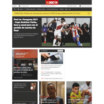 Elboconcompe At Wi El Bocón Diario Especializado En El Fútbol