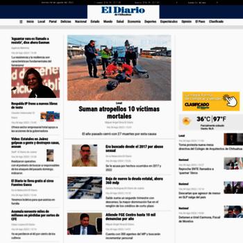Eldiariodechihuahua.mx thumbnail
