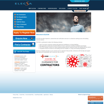 Elecsa.co.uk thumbnail