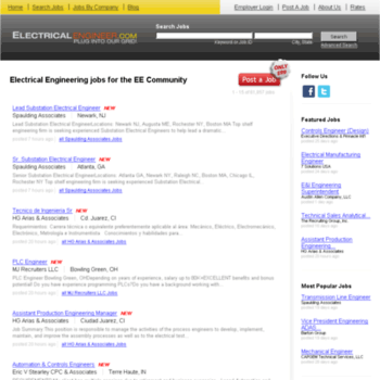Electricalengineer.com thumbnail