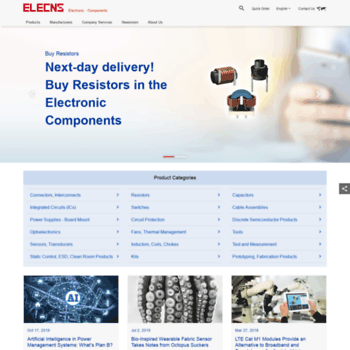 Electronic-components.hk thumbnail