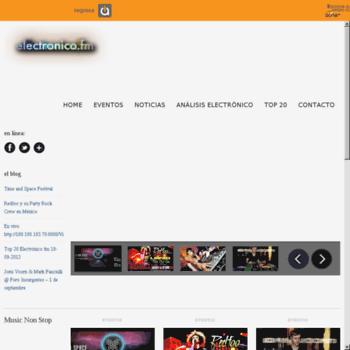 Electronico.fm thumbnail