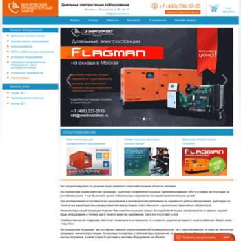 Electrostation.ru thumbnail