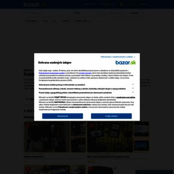 elektro.bazar.sk at WI. Elektronika za najlepšie ceny v online ... 70d5a4ca3b9