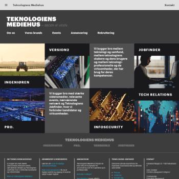 Elektronikbranchen.dk thumbnail