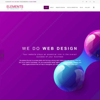 Elementsdesignstudio.co.uk thumbnail