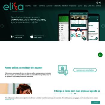 Elisamaisvida.com.br thumbnail